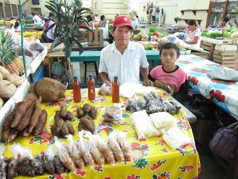 Valladolid, Yucatán Market