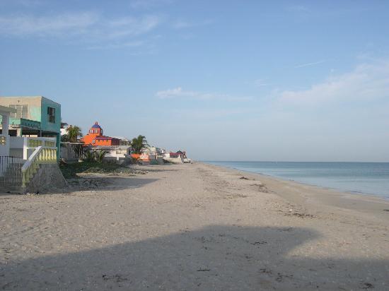 Chelem Beach
