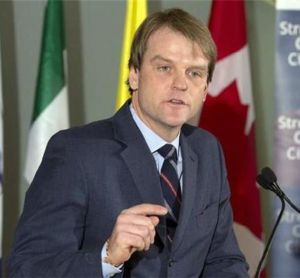 Chris Alexander, Canada's Citizenship and Immigration Minister