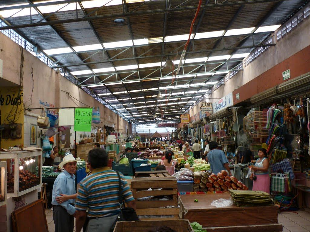 Mercado Lucas de Galvez