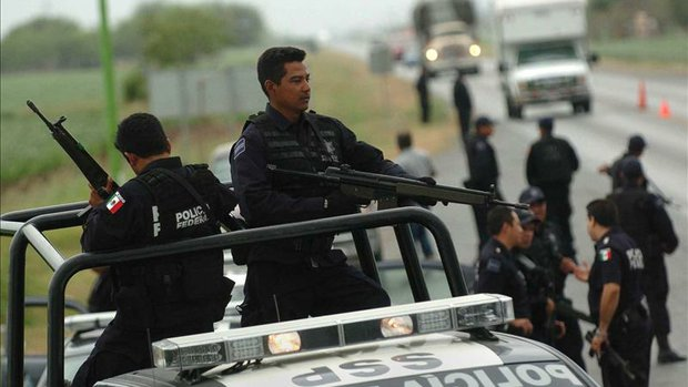 Ten members of an elite police unit in the northeastern Mexican state of Tamaulipas