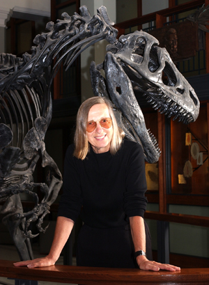 Princeton geoscientist Gerta Keller and a research team have compiled new evidence disproving a popular theory that an asteroid wiped out the dinosaurs
