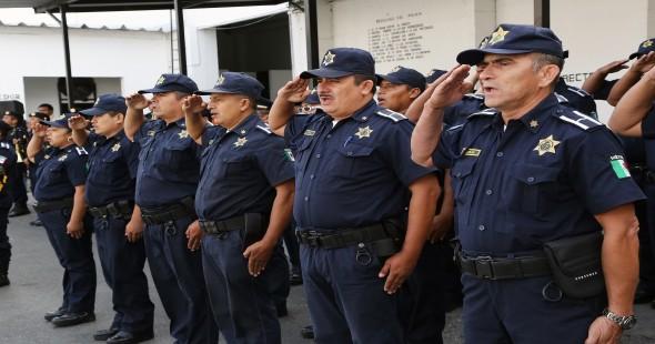 Mérida Police Officers