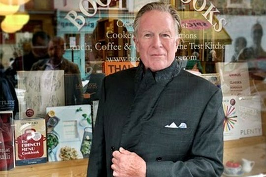Chef, cookbook author and provocateur Jeremiah Tower