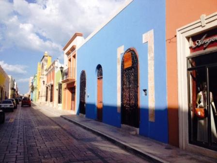 Campeche's historic centro is one of the region's main tourist attractions. (File photo)