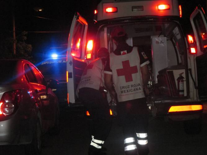 The woman was taken to Cobá Hospital in ambulance