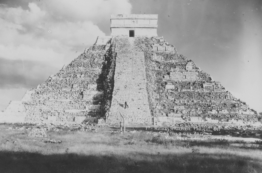 Chichen Itza, early 1930s