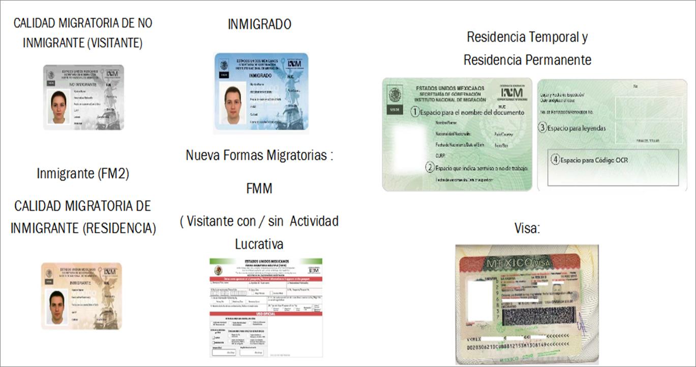 Resultado de imagen para calidad migratoria en mexico