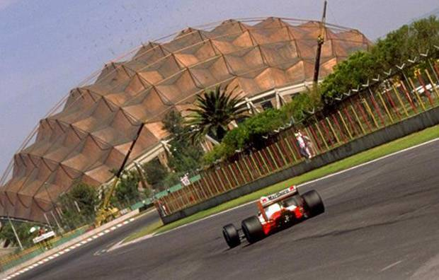 CIE signs 5-year contract to host Formula 1