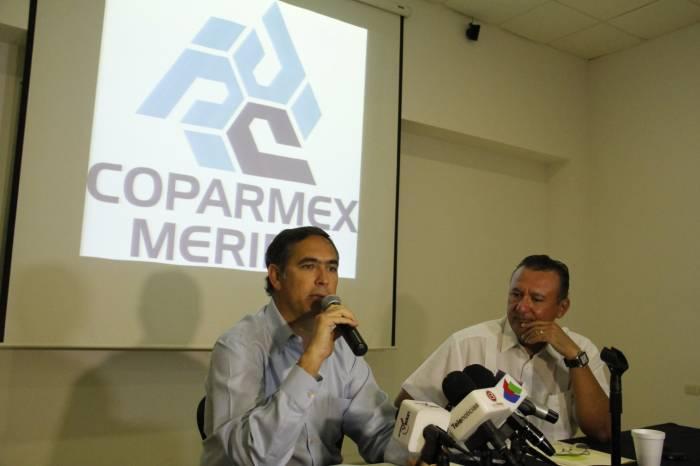 Nicolás Madáhuar Boehm and Gustavo Cisneros Buenfil
