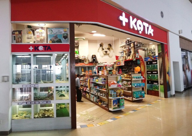 Maskota has hundreds of pet shops in all 32 states of Mexico