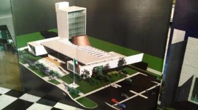 New Legislature Building