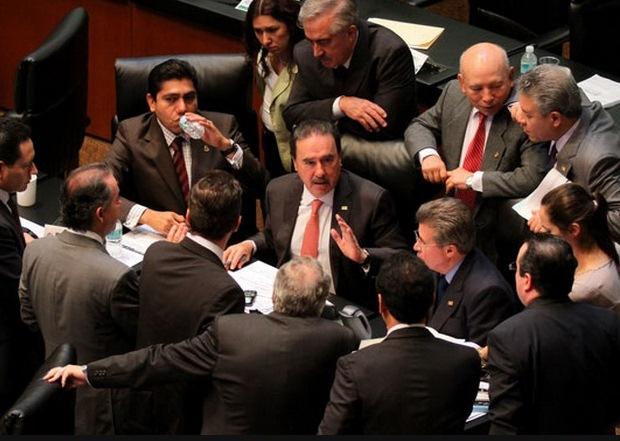 Mexico's Senate Debate