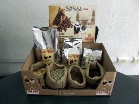 TOESTO Freshly Roasted Coffee
