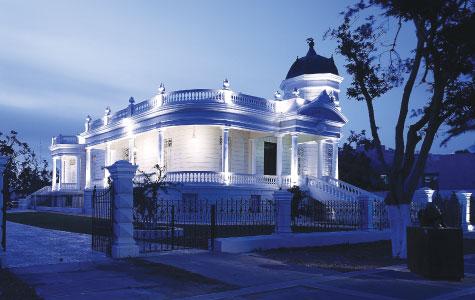 Mansion on Paseo de Montejo