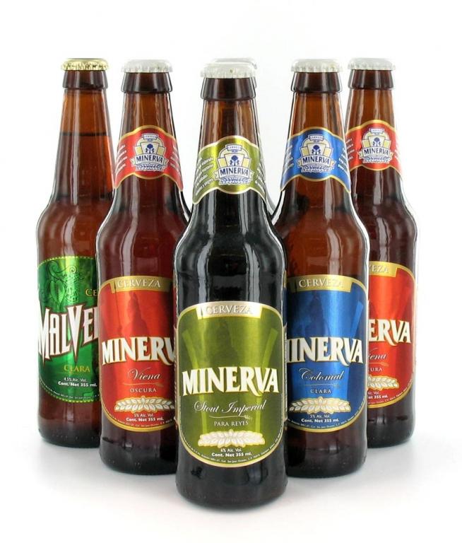 Minerva Craft Beers