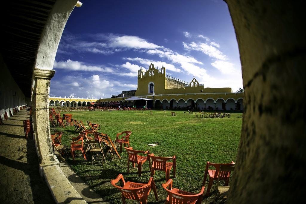 San Antonio de Padua Convent Atrium