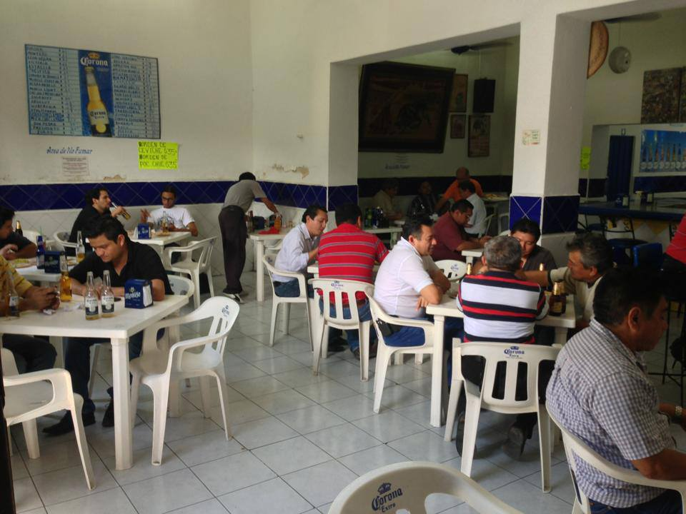 The ultimate guide to m rida s cantinas the yucatan times for Food bar cantina zamet