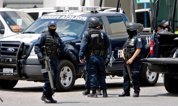 Mexico Federal Police