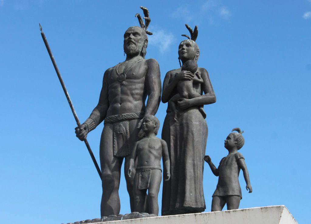 Gonzalo Guerrero Statue