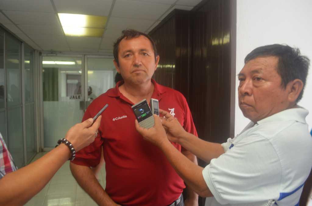 Nivardo Mena Villanueva (Holbox's Former Pastor) Photo: Noticaribe