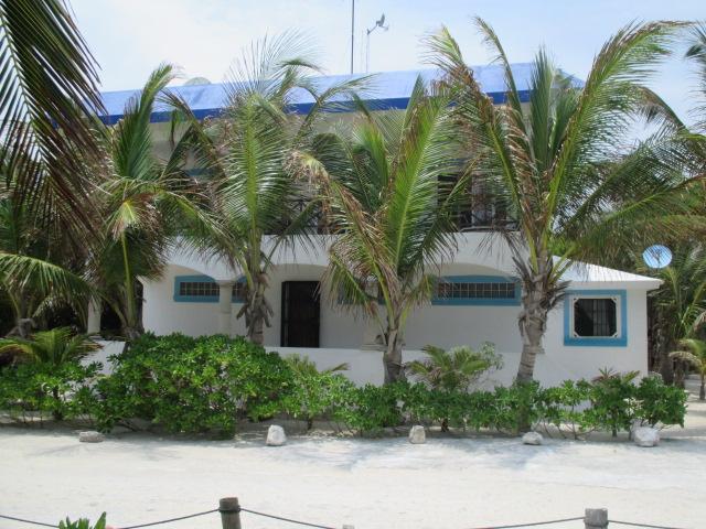 Majahual Beach Front Villa