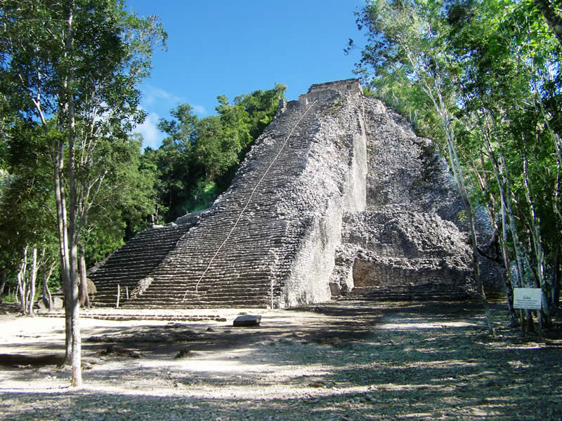 Archaeological Site of Coba, Quintana Roo