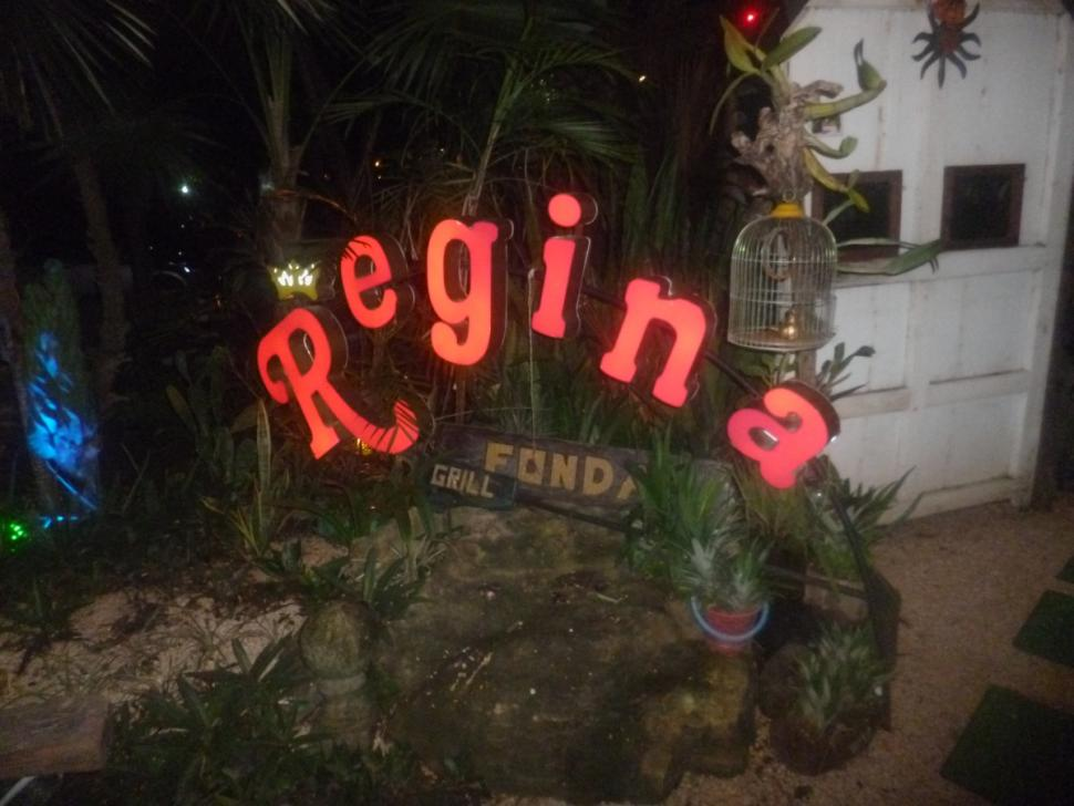Regina Fonda features oldtime Mexican Grill at Playa del Carmen 5th Ave (Photo: NT Daily News)