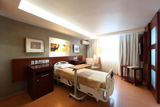 Hospital Room (Clinica Merida)
