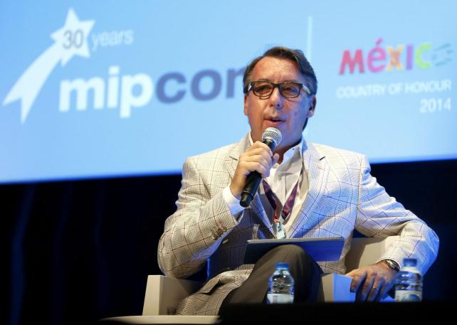 Emilio Azcárraga, Televisa's owner, CEO and Chariman of the Board (Photo: http://noticias.lainformacion.com)
