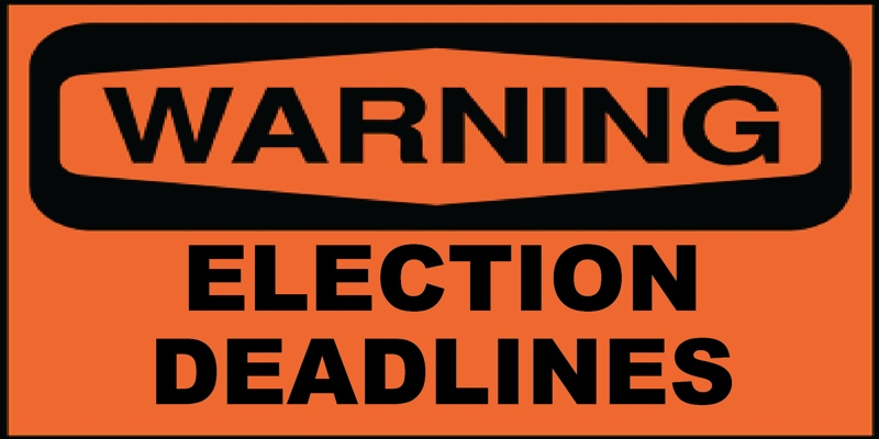 ElectionDeadlines