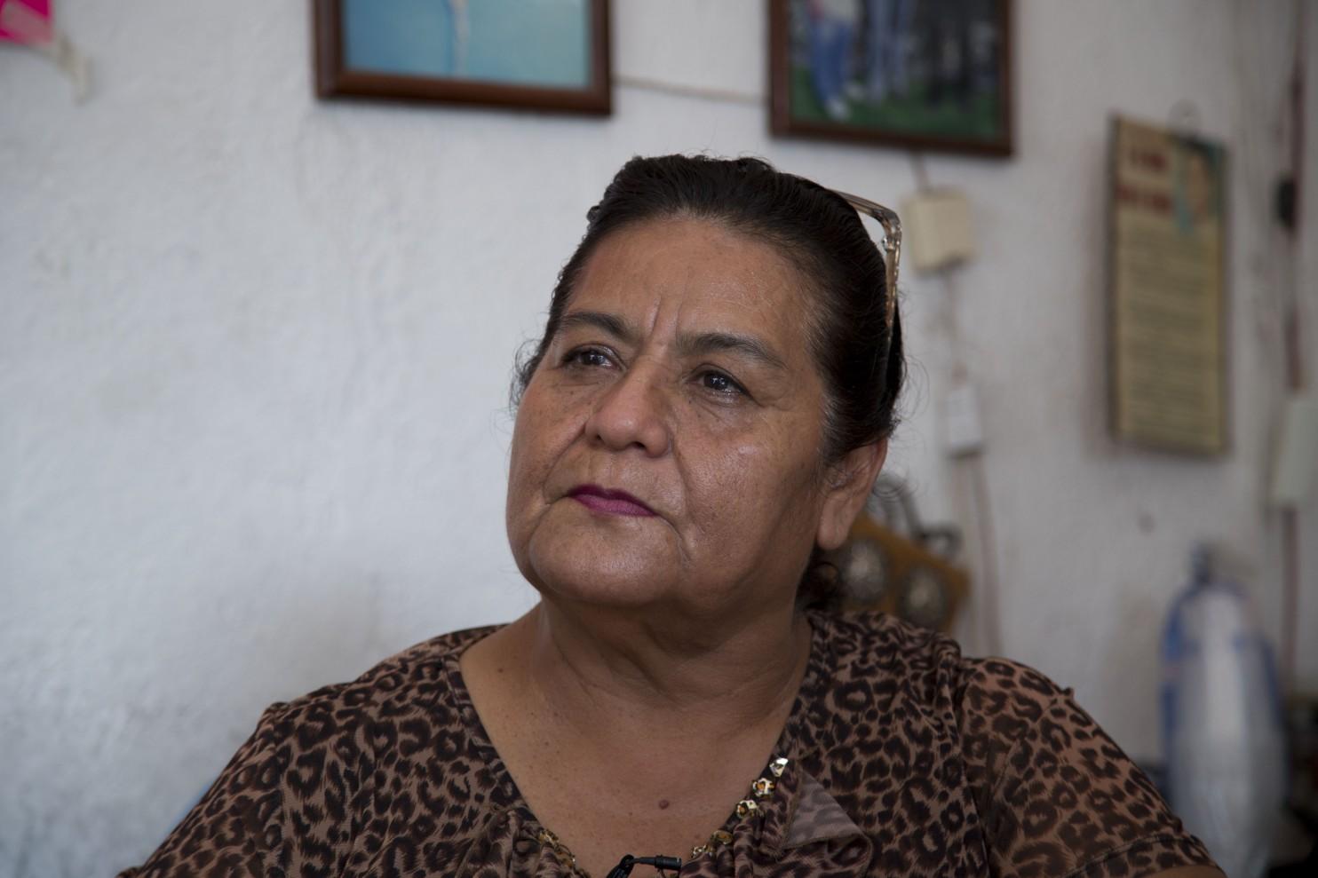 Maria Guadalupe Orozco