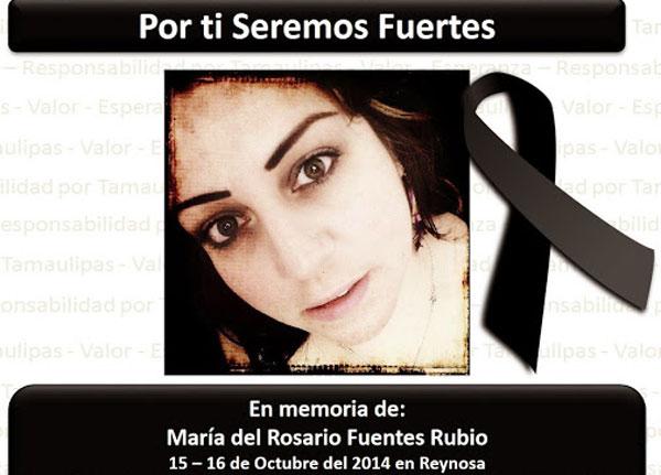 Maria-del-Rosario-Fuentes-Rubio (Image: Facebook)