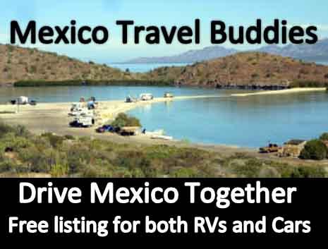 Mexico Travel Buddies