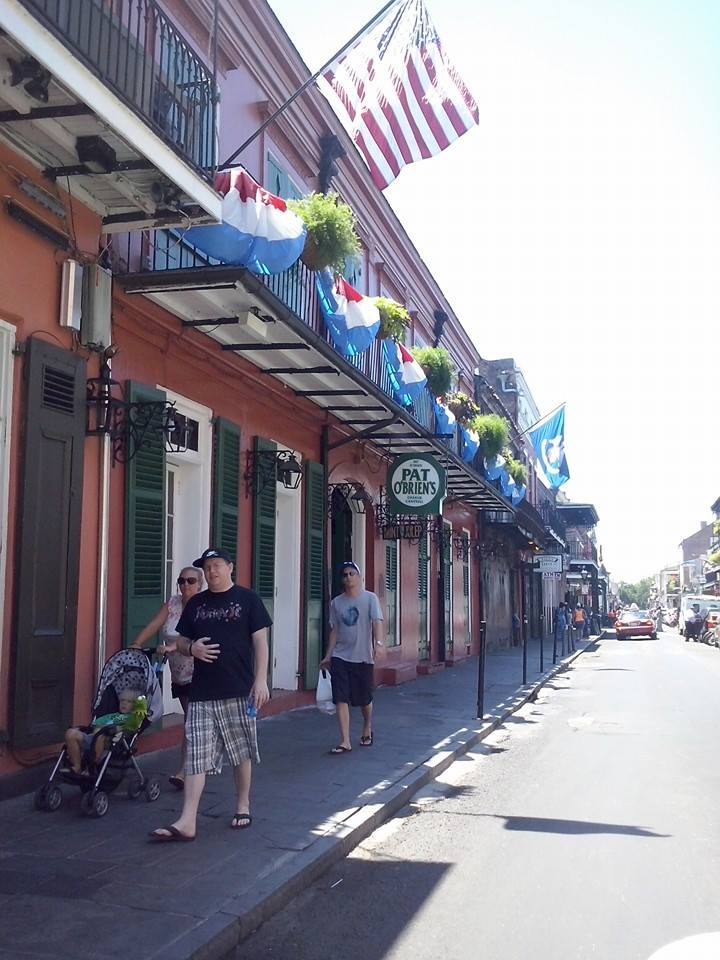 New Orleans (Photo: Alfonso Galindo)