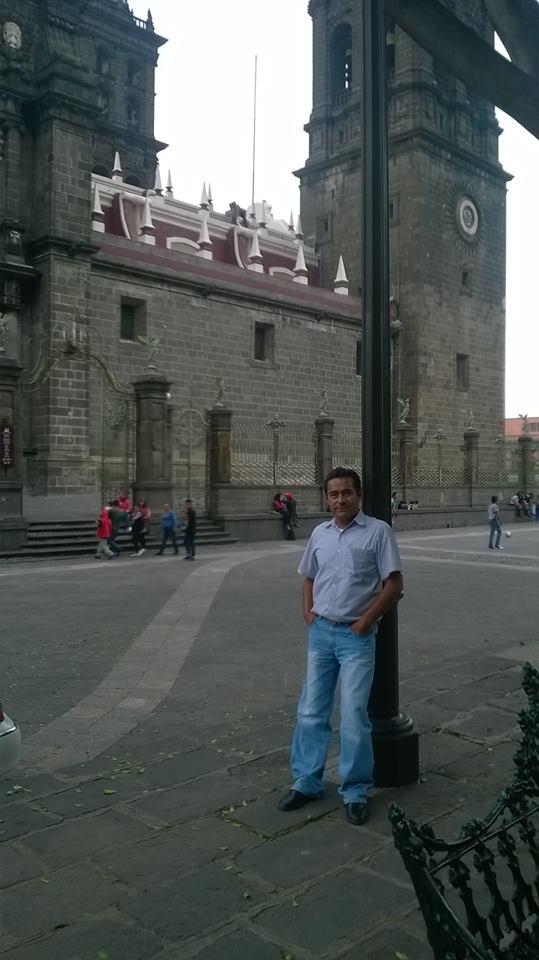 Puebla Centro (Photo: Raul Ponce de Leon)