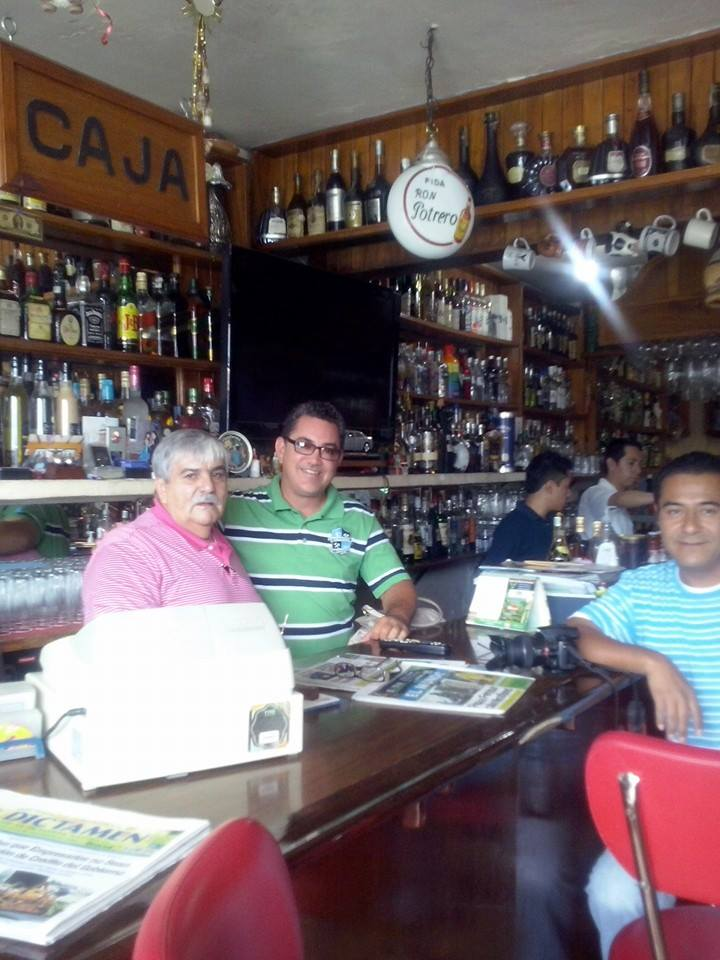 At Restaurante Rodeo, Cordova, Veracruz