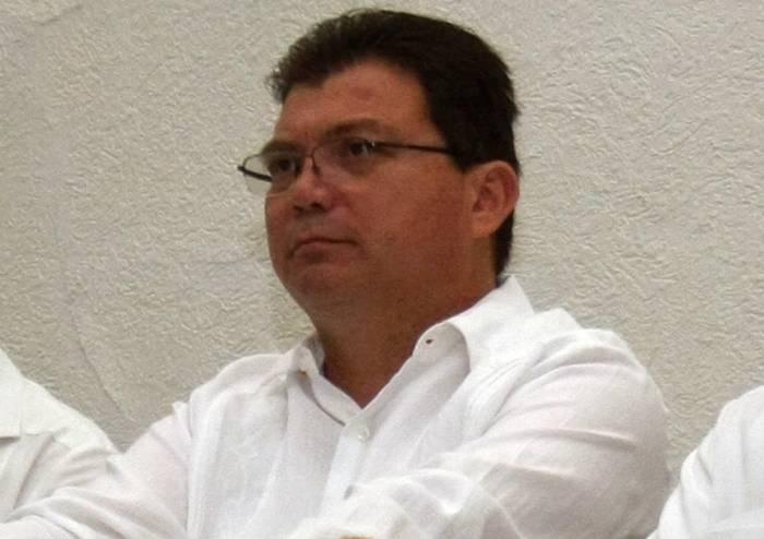 Jorge Mendoza Mézquita, Yucatan State Health Secretary