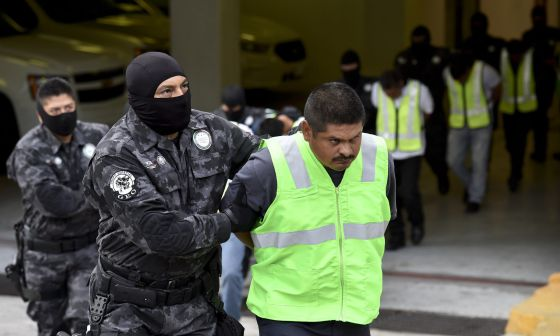 Arrest of Sidronio Casarrubias would open a 'new line of investigation' to find the college students who have been missing for three weeks (Photo: El Pais)
