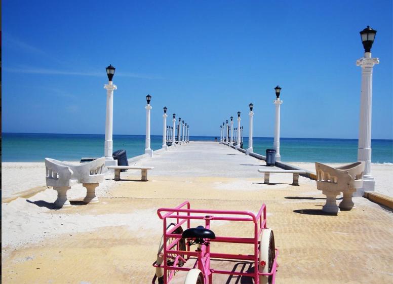 Sisal, Yucatan