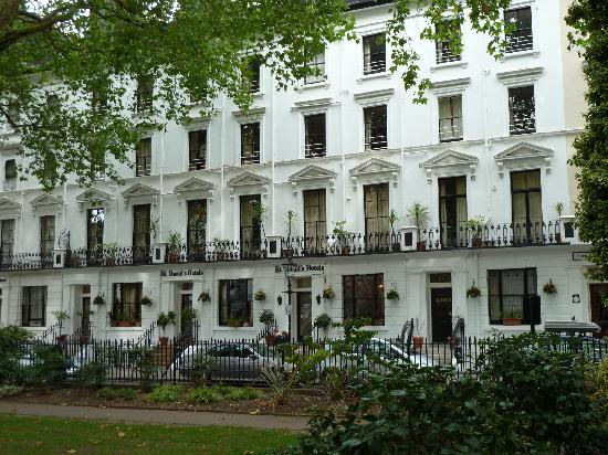 St David's Hotel, London