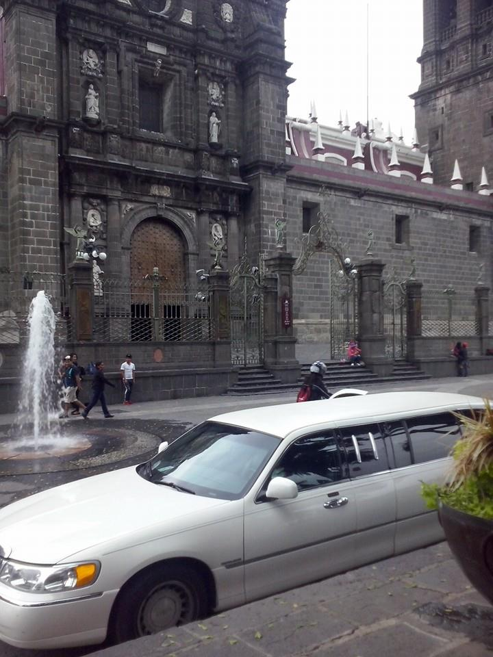 The Limo in Puebla