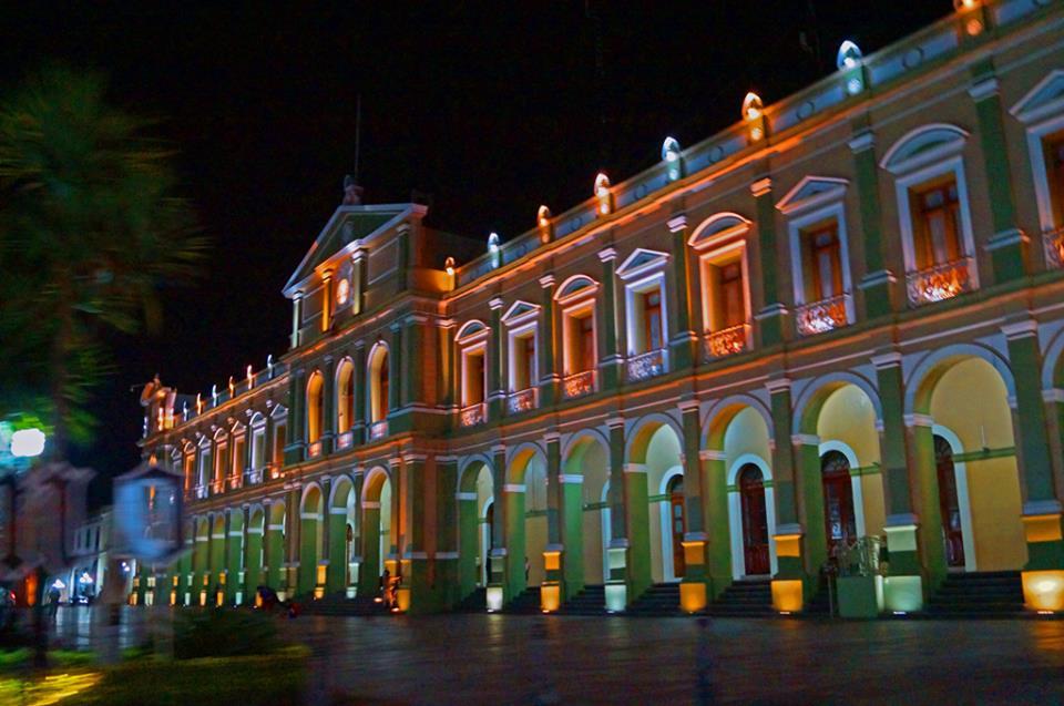 Cordova at Night (Photo: Raul Ponce de Leon)
