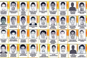 According to preliminary reports, the students, missing since September 26, were delivered by municipal police officers of Cocula to a criminal gang called Guerreros Unidos that operates in the state. (Photo: Taken from the PGR's website )