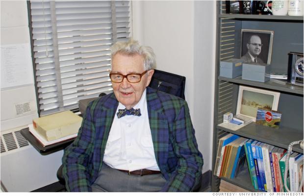 John Fraser Hart (The Life Long Professor)