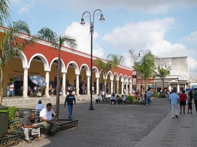 Mercado Municipal Mérida, Yuc.