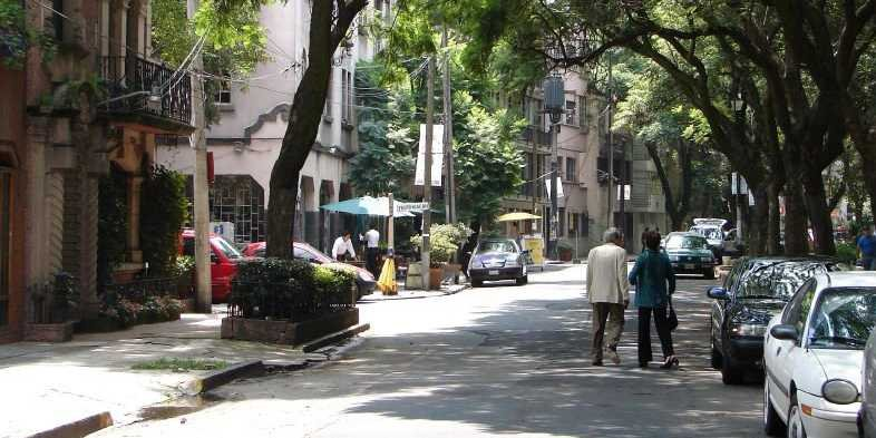 Mexico City Condesa District
