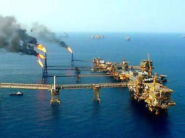 Pemex oil plataform (Google)