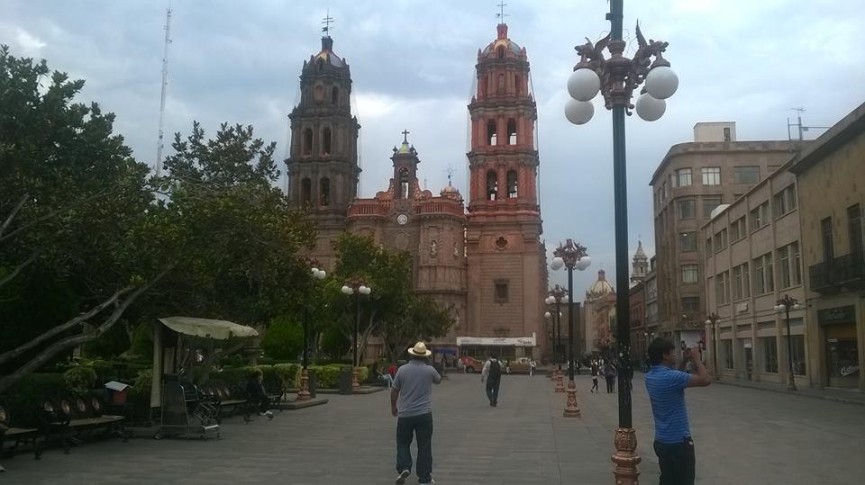 San Luis Potosi (Photo: Raul Ponce de Leon)