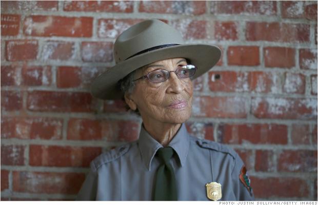 Betty Soskin (The Park Ranger)